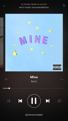 Mine, a song by Bazzi on Spotify Music Mood, Mood Songs, Sound Of Music, Listening To Music, Music Lyrics, Music Quotes, Music Recommendations, Song Suggestions, Aesthetic Songs
