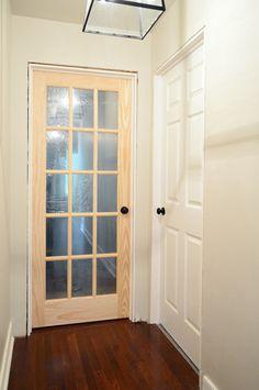 Thatu0027s My Jamb (aka How To Hang A Door & CraftMaster Caiman Molded Bifold Interior Door in Purple. Available ...