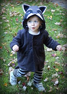 Raccoon Costume, First Halloween, Amy, Hipster, Costumes, Natural, Style, Fashion, Swag