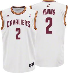 58687323d871 Cleveland Cavaliers Kyrie Irving 2 White Authentic Jersey Sale Kyrie Irving  2