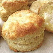 King Arthur Flour Biscuits.