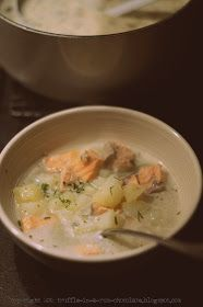 Jest coś kojącego w smaku ugotowanych ziemniaków, choćby przyprawionych tylko solą ziołową i listkiem laurowym.  Coś ciepłego, s...