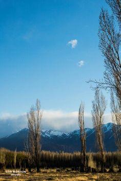 *Cordillera de los Andes*