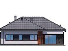 DOM.PL™ - Projekt domu PJK Ka34 CE - DOM GW1-42 - gotowy koszt budowy Dom, Shed, Outdoor Structures, Outdoor Decor, Home Decor, Decoration Home, Room Decor, Home Interior Design, Barns