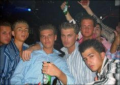 The aggressive bros.   21 People You Never Want To See At The Club