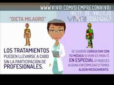 """VIVRI """"Sistema de Nutrición Esencial con VIVRI"""""""