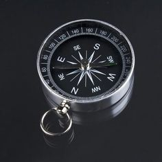 2pcs Mini Aluminum Camping Compass Hiking Hiker Navigation Easy to carry 100% wholesale Drop shipping. | wonderfestgifts.com