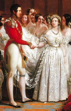 The Marriage of Queen Victoria & Prince Albert, 10 February 1840 | Royal Collection Trust