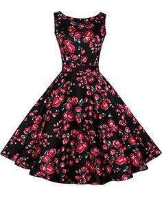 Find Dress Vintage années 50 's Style Audrey HepburnRockabilly Swing, Robe de soirée cocktail Noir Rouge L Find Dress https://www.amazon.fr/dp/B016COPOG2/ref=cm_sw_r_pi_dp_gHcfxbP9S2B56