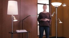 With so many types of floor lamps, do you know how to decide which one to buy? We've put together this floor lamp ideas shopping guide as a place to start wi. Room Makeover, Lamps Plus, Vintage Room, Lamp, Stuff To Buy, Floor Lamp With Shelves, Floor Lamp, Flooring Trends, Types Of Flooring