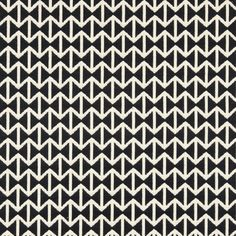 Alexander Girard...Double Triangles Fabric 1952. My favorite fabric of all time...