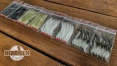 New set of streamers ready to go ;)   #flyfish #flyfishing #flyfishinginpoland #flyfishingpoland #flyfishingaddict  #flyfishingnation #flyfishingjunkie #flytyingmaterials #flytyingaddict #flytyingporn #flytyingjunkie #fliesfororder #flyfortrout #fishing #fish #brownie #browntroutflyfishing #trout #troutfishing #fishingtrip #touroperator #Poland #browntrout #Dunajec  #fishingguide #flyfishingguide #peche #pechemouche  Also check our fanpage ;) https://www.facebook.com/FlyFishingPolandDunajec/