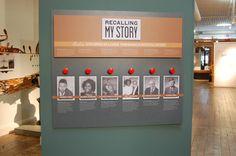 Exhibit Design, Exhibit Design Raleigh, NC City of Raleigh Museum (COR): Civil Rights Exhibit