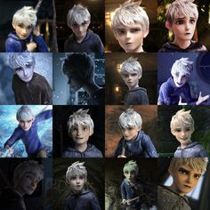 Oh, Jack Frost ROTG Rise of the Guardians