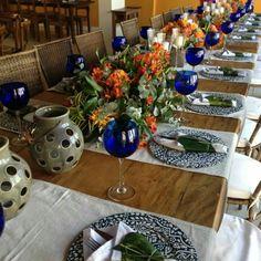 Casamento na Villa Rasa Marina,  Buzios-RJ, com decoração de Renata Stabile.