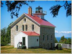 Rock Island Lighthouse by J. E. Bark on 500px
