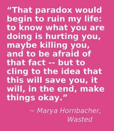 Madness marya hornbacher