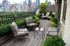 25 suggerimenti per trasformare il terrazzo in un'oasi urbana/2 | Guida Giardino