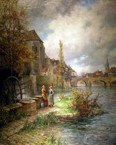 Louis Aston Knight...