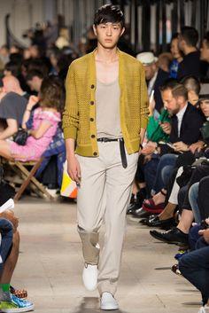 Hermès Spring 2015 Menswear Fashion Show