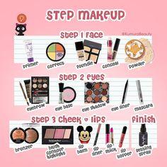 Makeup Names, Makeup Vs No Makeup, Makeup Set, Love Makeup, Skin Makeup, Makeup Tips, Beauty Care, Beauty Skin, Beauty Hacks