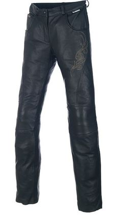 Richa-Montannah Ladies Leather Trousers £199.99  9abcd4562