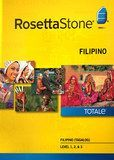 Rosetta Stone Version 4 TOTALe: Filipino (Tagalog) Level 1 - 3 Set - Mac|Windows, Multi