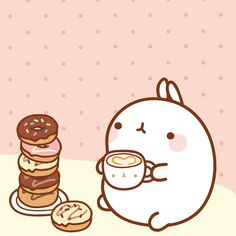 molang-------------- - kawaii-world-%E2%99%A5 Photo