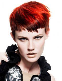 Choppy Pixie Haircut | Creative Short Hair Style Ideas
