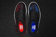 Paint shoes, not wall .. I am in love! LANCE MOUNTAIN x #NIKE SB x AIR #JORDAN 1   Sneaker Freaker