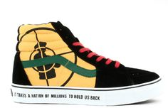 """Vans Sk8-Hi """"Public Enemy"""" - The 10 Best Supreme Sneaker Collaborations of All Time 