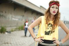 Hey! mona By Candela Vetrano 2013