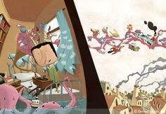 Gerardo Baró   Ilustradores Argentinos   La Ilustración Argentina Destacada