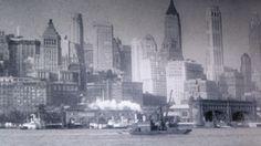 NYC SKYLINE 1933 KING KONG