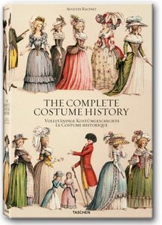 The Complete Costume History from Taschen.