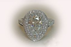 Bailey's Fine Jewelry Custom Design Engagement Ring