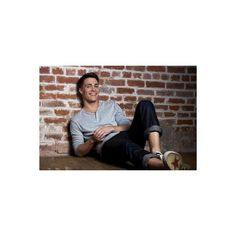 Colton Haynes by Jenn Hoffman ❤ liked on Polyvore featuring colton haynes and colton