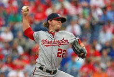 April 30th - Closer Pitcher Drew Storen is noted to be making substantial progress in recovery. The Nationals, who have already blown 4 saves after 22 games, are hoping to get Storen, who only blew 4 saves total all last season, back in the bullpen quickly.