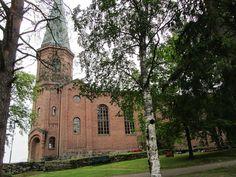 Liperin kirkko Finland