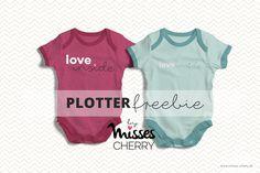 LOVE inside | Plotterfreebie