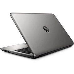 "#HP 15-ay039wm 15.6"" Silver Fusion #Laptop, Windows 10, Intel Core i3-6100U Processor, 8GB Memory, 1TB Hard Drive"