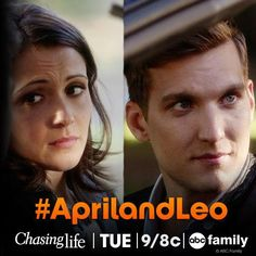 """S1 Ep6 """"Clear Minds, Full Lives, Can't Eat"""" - #AprilandLeo #ChasingLife"""