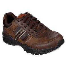 550770d425f5 Skechers Relaxed Fit Henrick Delwood Men s Sneakers