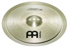 Meinl Generation X 12 Inch/14 Inch X-Treme Stack by Meinl Cymbals. $396.00. The GENERATION X  X-TREME STACK features a bottom cymbal that contains jingles which enable an exceptional sizzling attack.  An adjustable sustain is possible by using the wing nut of the cymbal stand.By putting two or more cymbals on top of each other, new and unique sounds can be created.  Modern music requires new and hip sounds which can't be realized with conventional cymbals.  By stack...