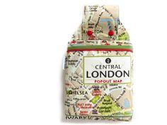 Gürteltaschen - Kellnertasche LONDON Gürteltasche Hip Bag Service - ein Designerstück von ambaZamba bei DaWanda