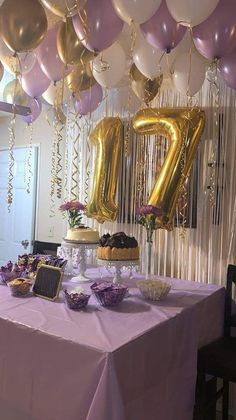 18 Birthday Party Decorations, Birthday Party For Teens, 18th Birthday Party, Birthday Ideas, Birthday Goals, Birthday Balloons, Use Me, Sweet 16, Happy
