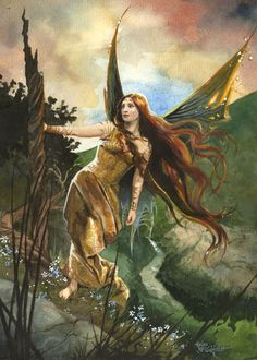 wind fairy
