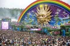 Tomorrow Land, Belgium