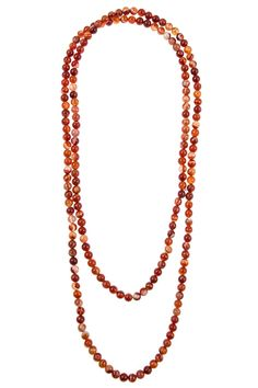 """GlitZ Finery Semi Precious Beaded Necklace Strand (Natural Coral). Semi Precious Beaded Necklace Strand Approx Length: 26"""" CA Lead and Nickel Compliant Product Adult Only. Shop Designer Jewelry - Latest Jewelry by GlitZ Finery Collection. GlitZ Finery Jewelry Outlet   GlitZ Finery Jewelry On Sale   GlitZ Finery Antique Jewelry. Discount GlitZ Finery   GlitZ Finery Jewelry Costume Jewelry   GlitZ Finery Jewelry. Everyday LOW Shipping by Fashion Destination on Amazon.com."""