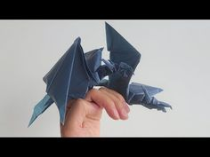 ORIGAMI DRAGON ver.01 (Anh Dao) - YouTube